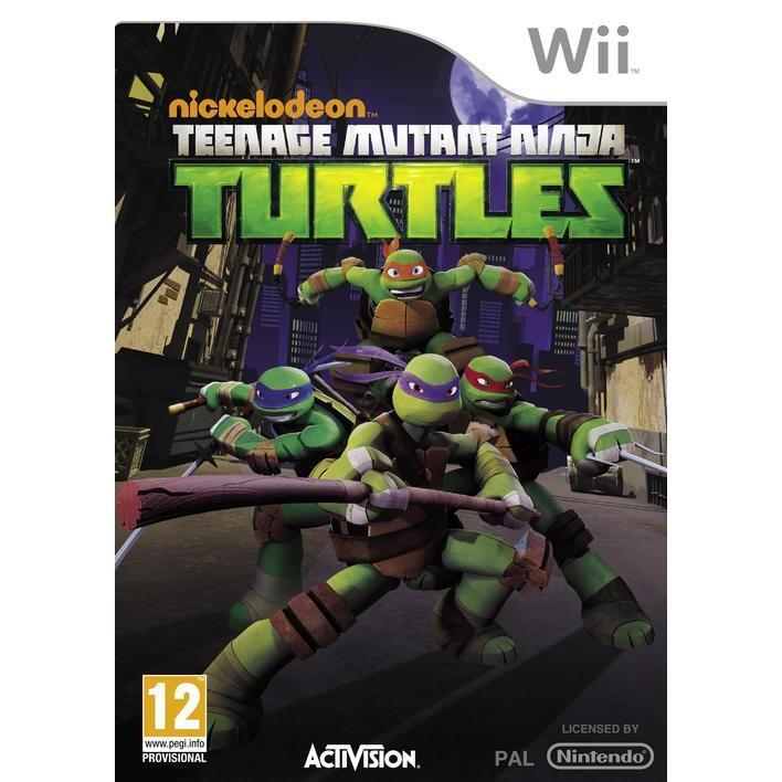 Nickelodeon Teenage Mutant Ninja Turtles Game Kopen Morgen In Huis